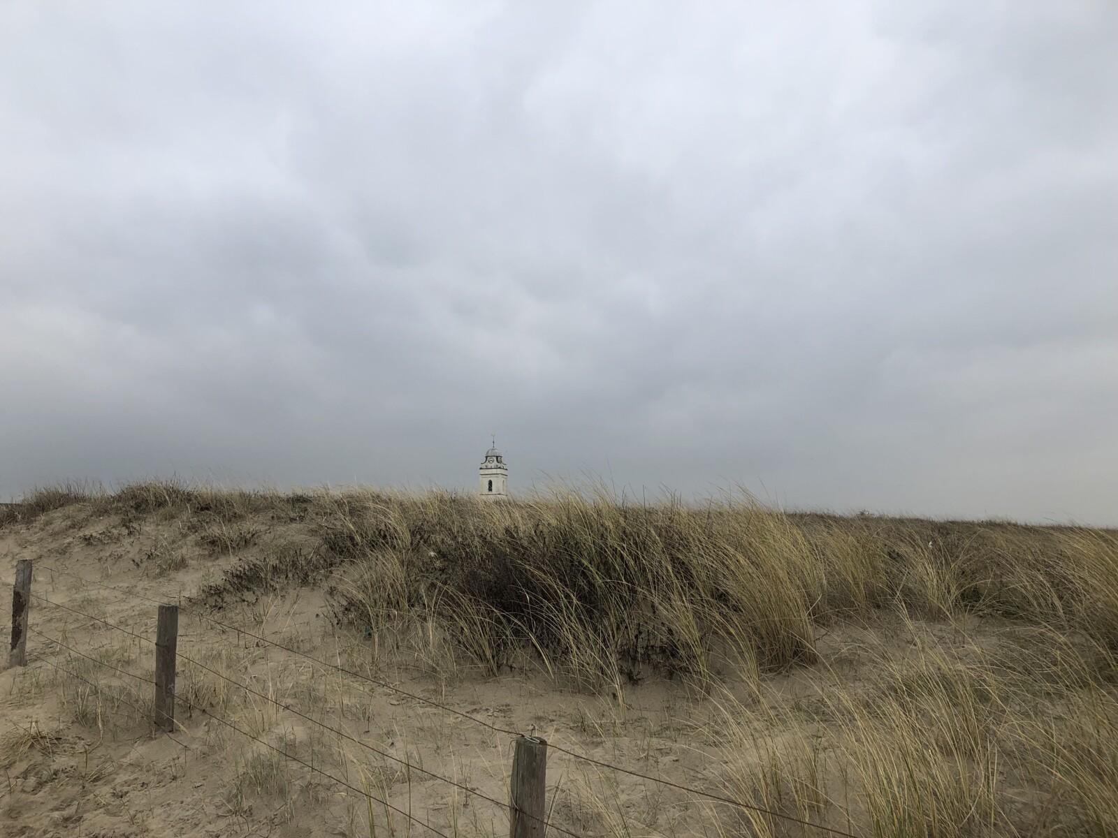 Naar Van Der Valk Leiden en strandwandeling Katwijk