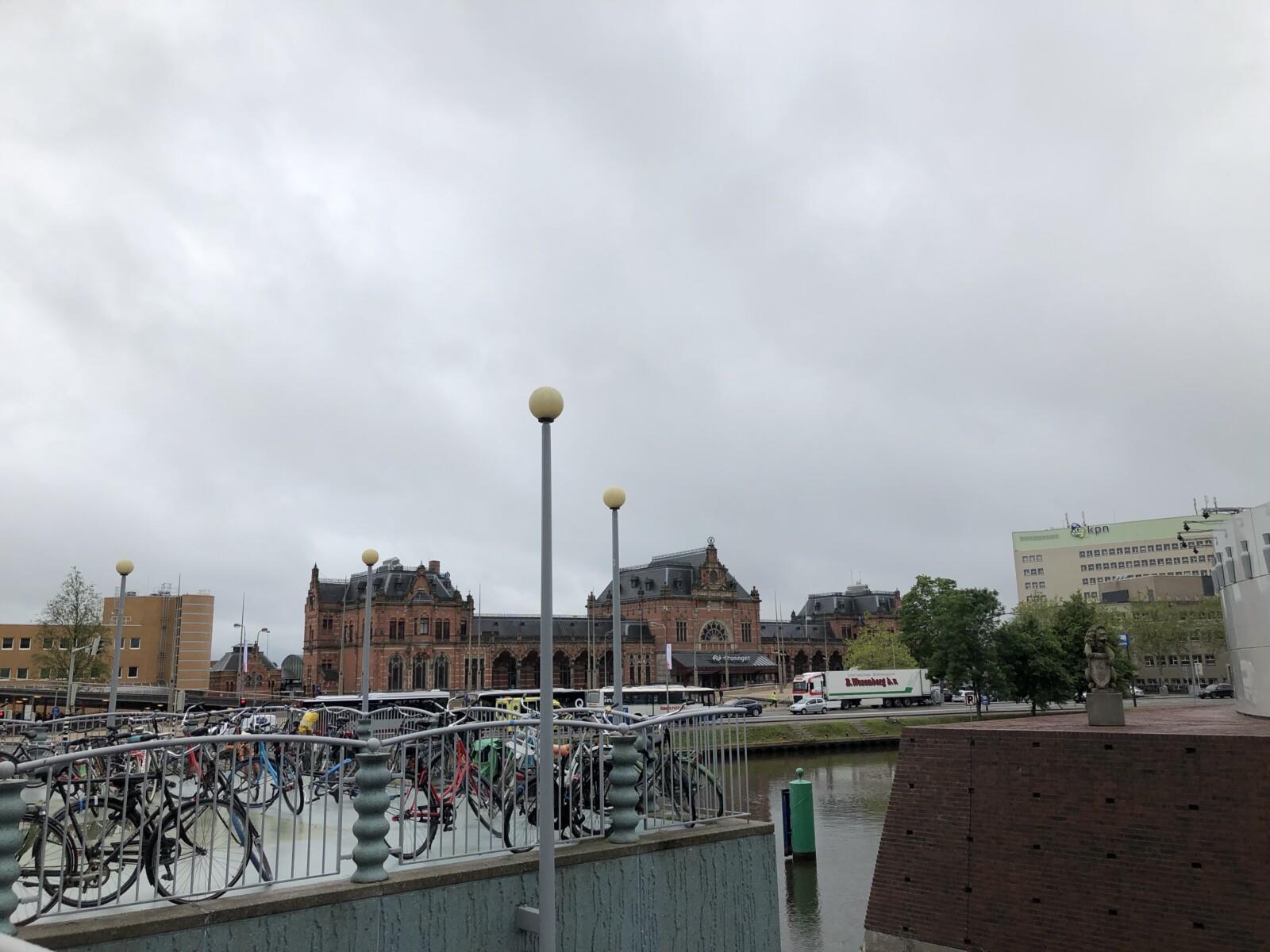 Museumbezoek in Groningen