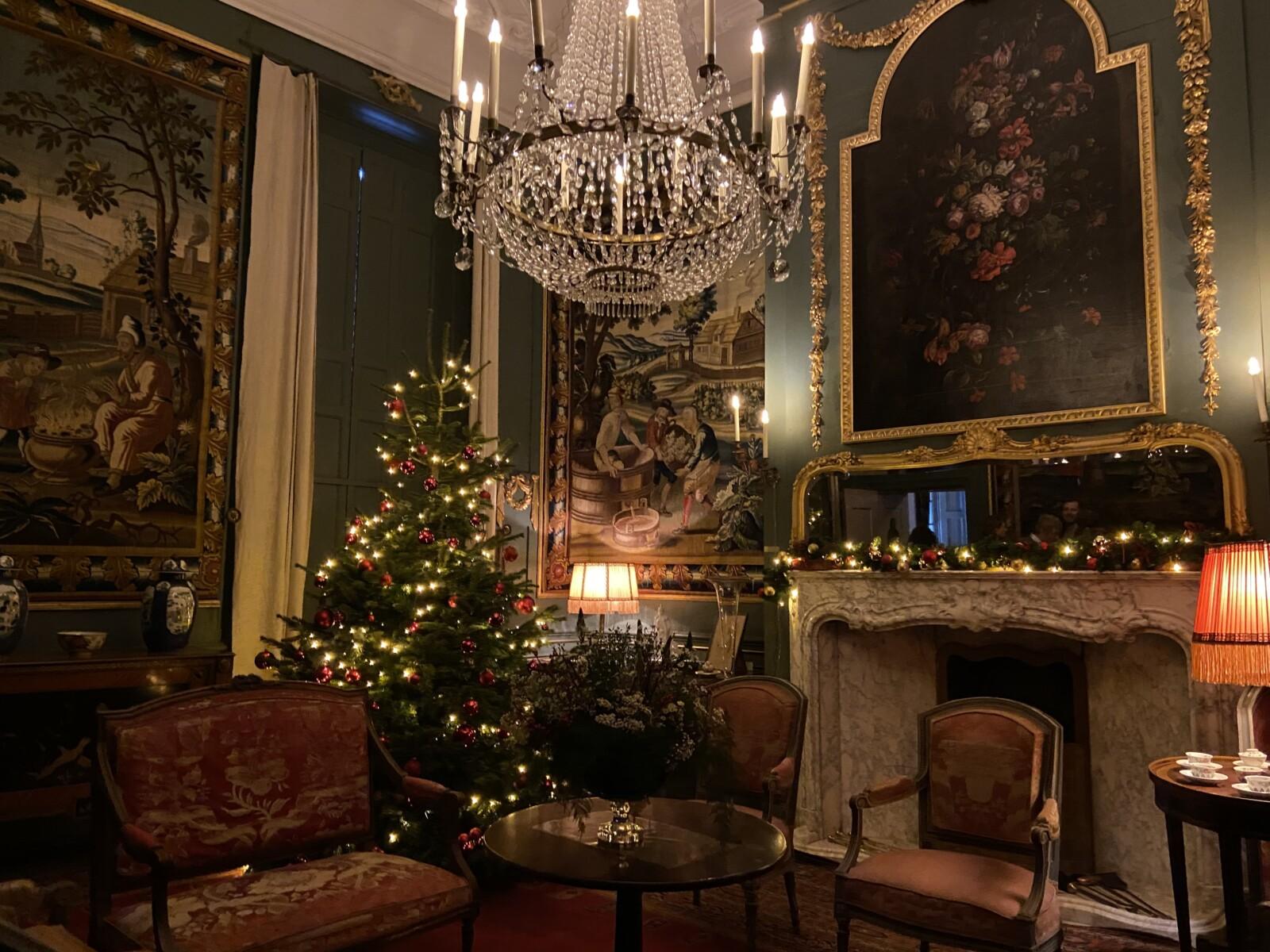 Keizerlijke Kerst in Kasteel Amerongen