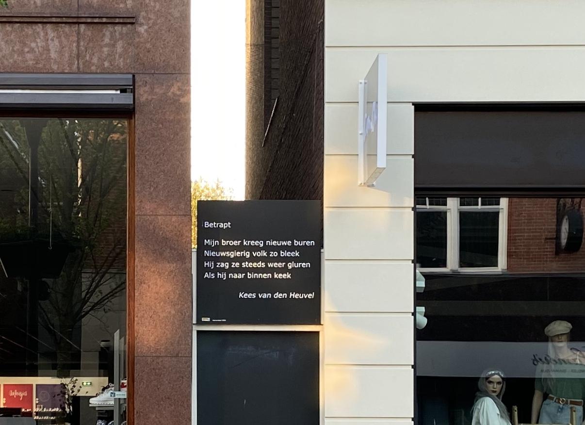 Gedichten in Veenendaal