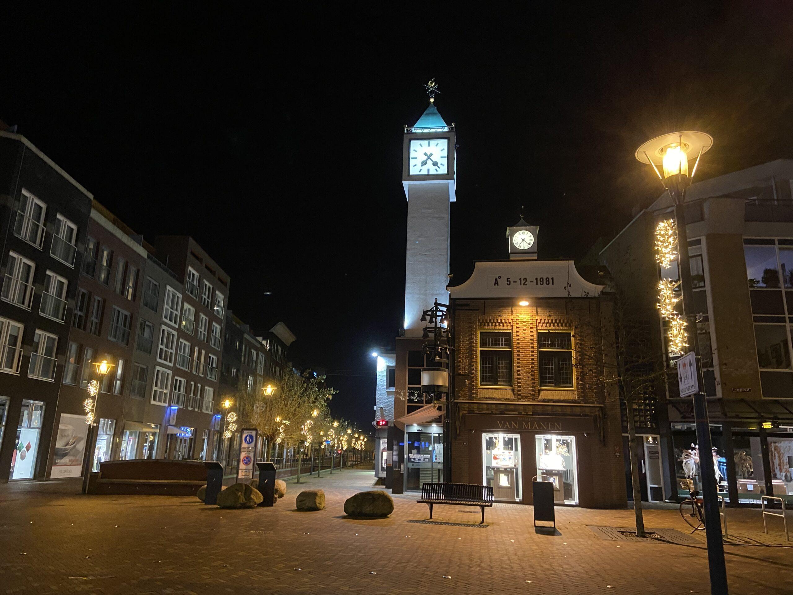Rondje door het centrum van Veenendaal