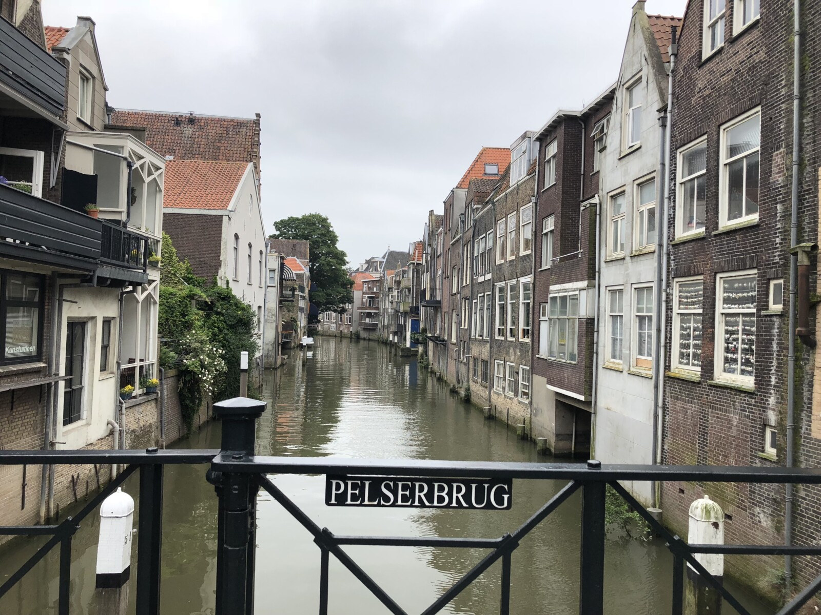 Wandeling door Dordrecht