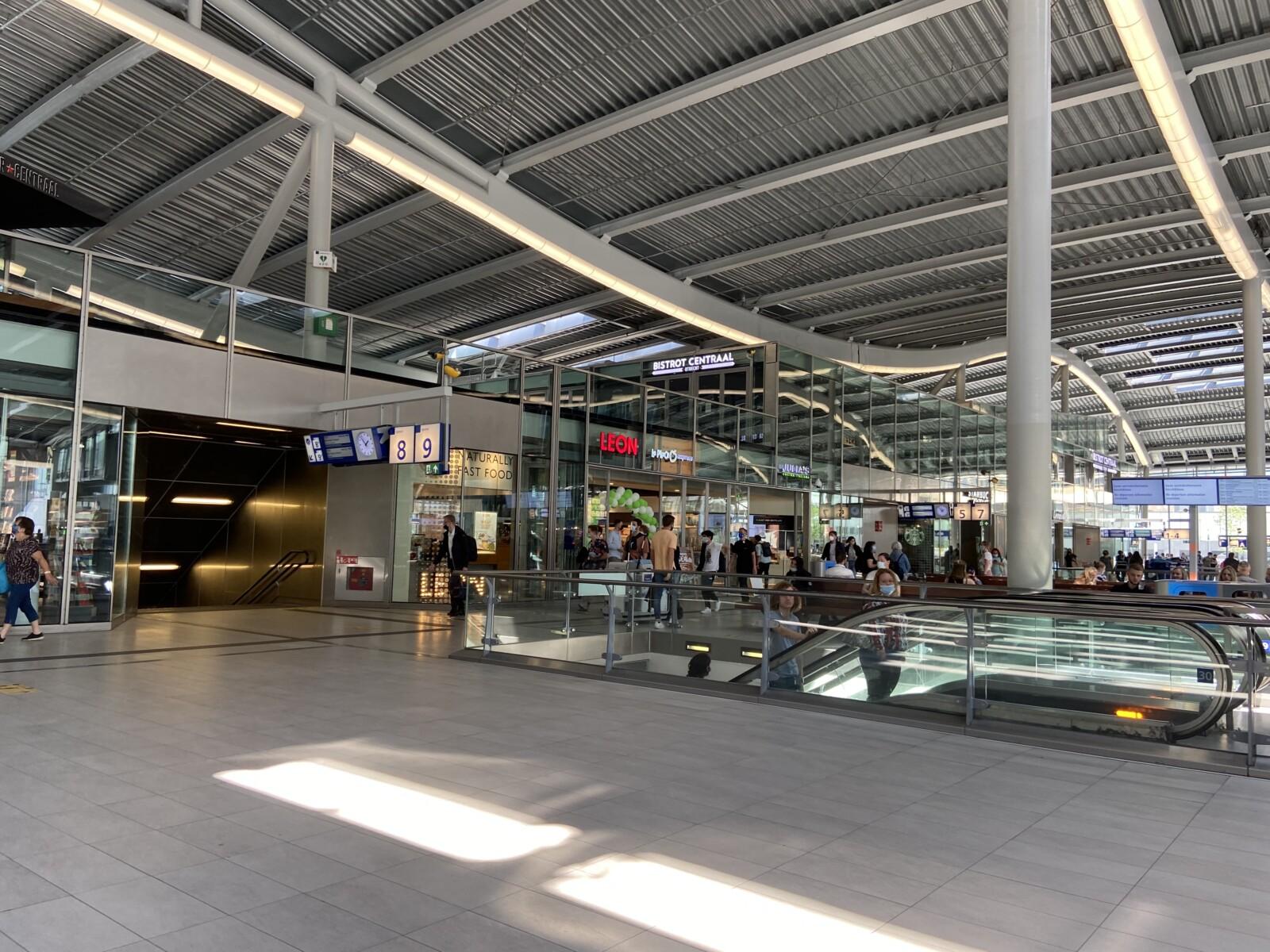 stationshal Utrecht centraal