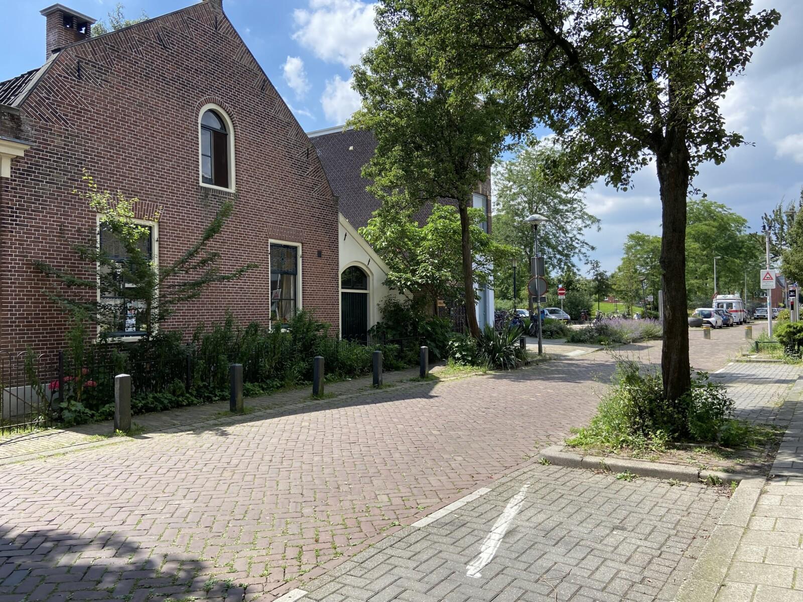 oud huis kruisstraat Utrecht